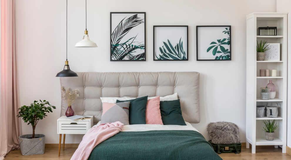 10 ideas para decorar tu habitación con fotos y que quede ...