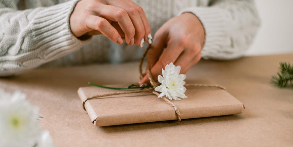 envolver regalos forma original