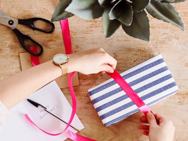 10 ideas para envolver regalos de forma original