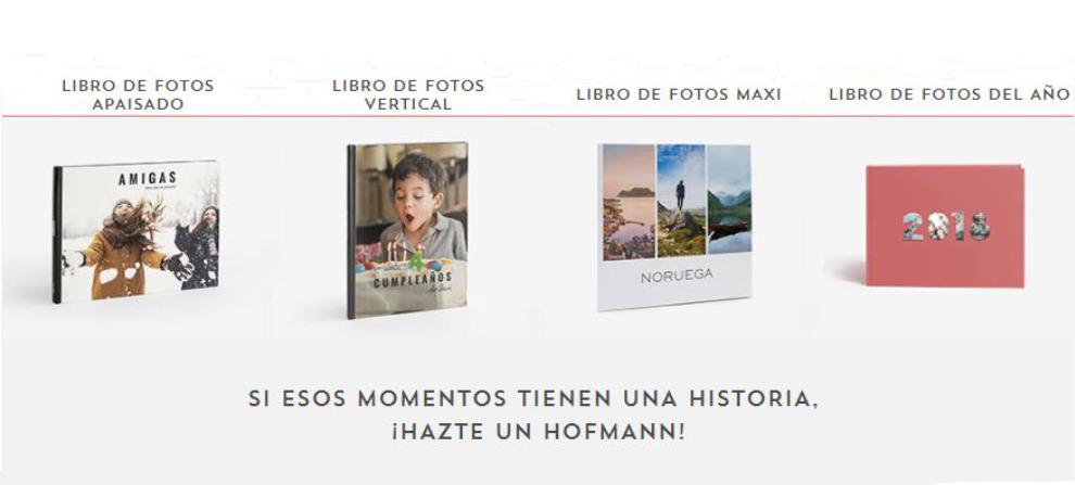 fotolibros en hofmann