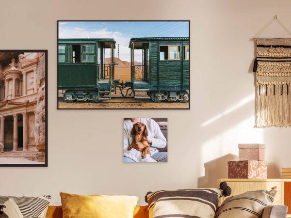 10 ideas para decorar tu habitación con fotos