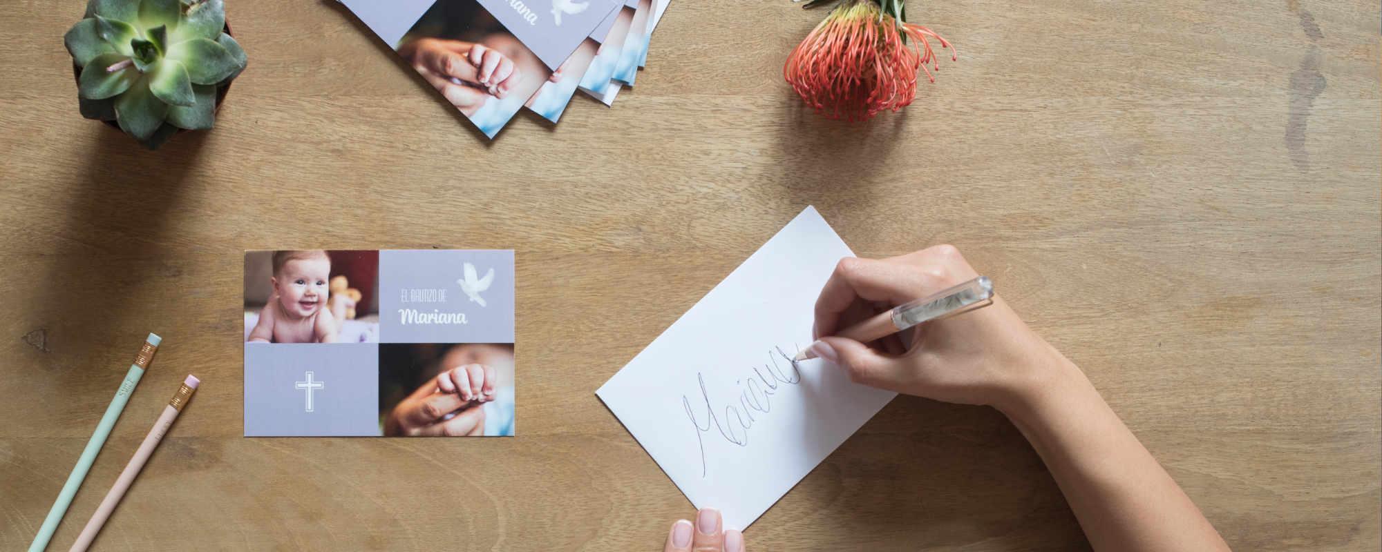 tarjetas personalizadas - postales
