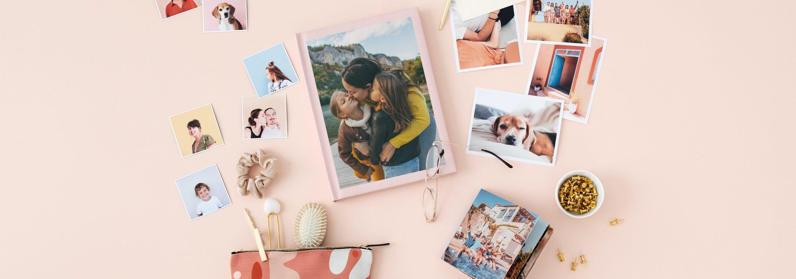 albumes de fotos para madres