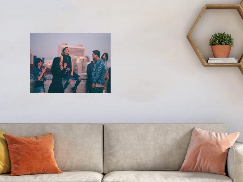 Cómo colgar un cuadro en la pared