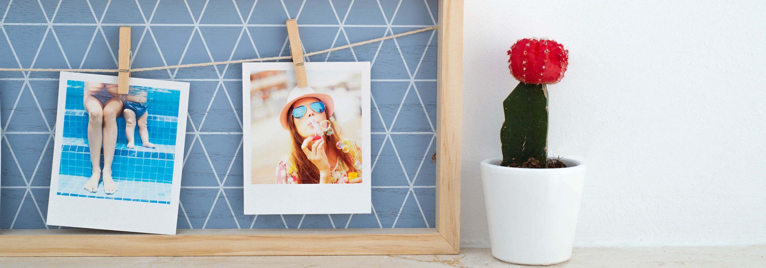 fotos con pinzas colgadas