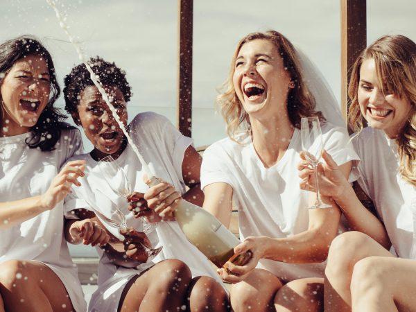 10 ideas para celebrar una despedida de soltera