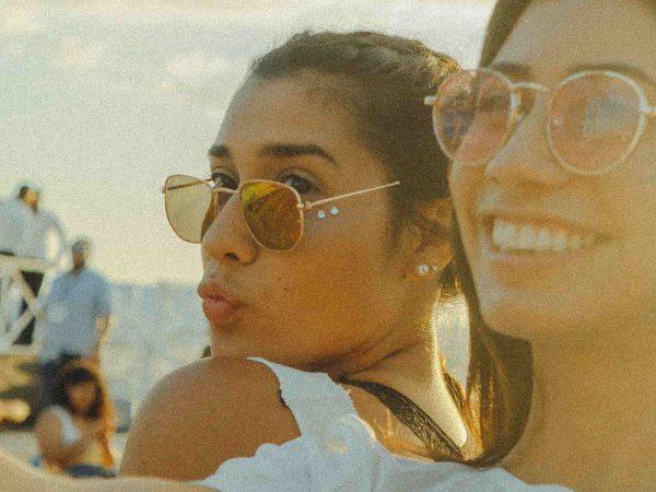 10 ideas para hacerte fotos con tu mejor amiga