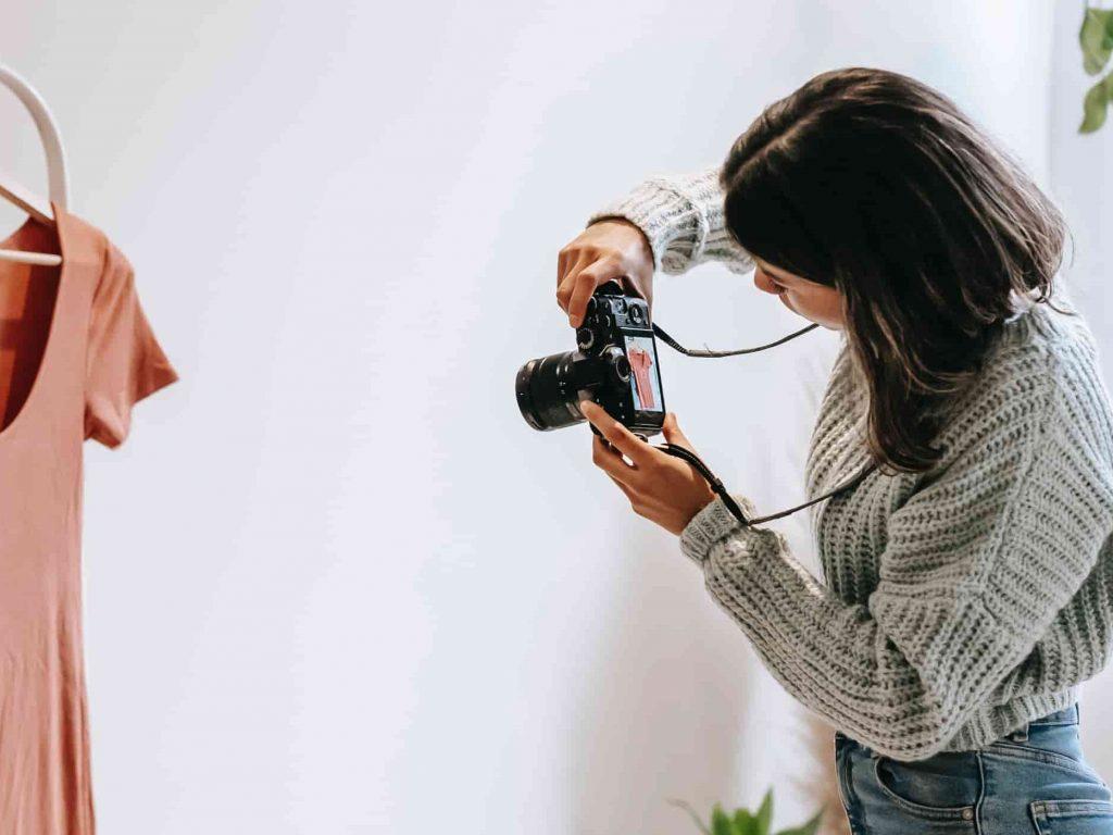 6 ideas para una sesión de fotos fácil y sencilla